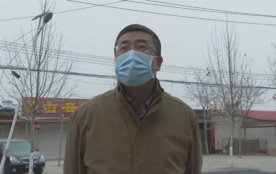 晋州市委副书记李秀年带队调度鸭梨博物馆项目建设情况