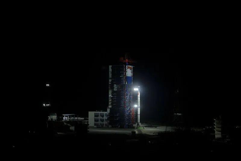 中国成功发射第30号遥感卫星08组